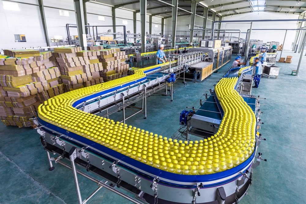 Industrial Packaging | Pak-Tec