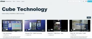 Cube Technology Videos