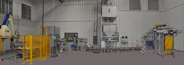 Integrated Packaging Lines