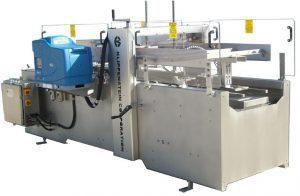 Klippenstein Case Sealer with hot melt glue system