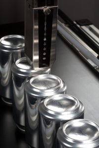 Hitachi CIJ PRINTER DATE CODE ON CANS
