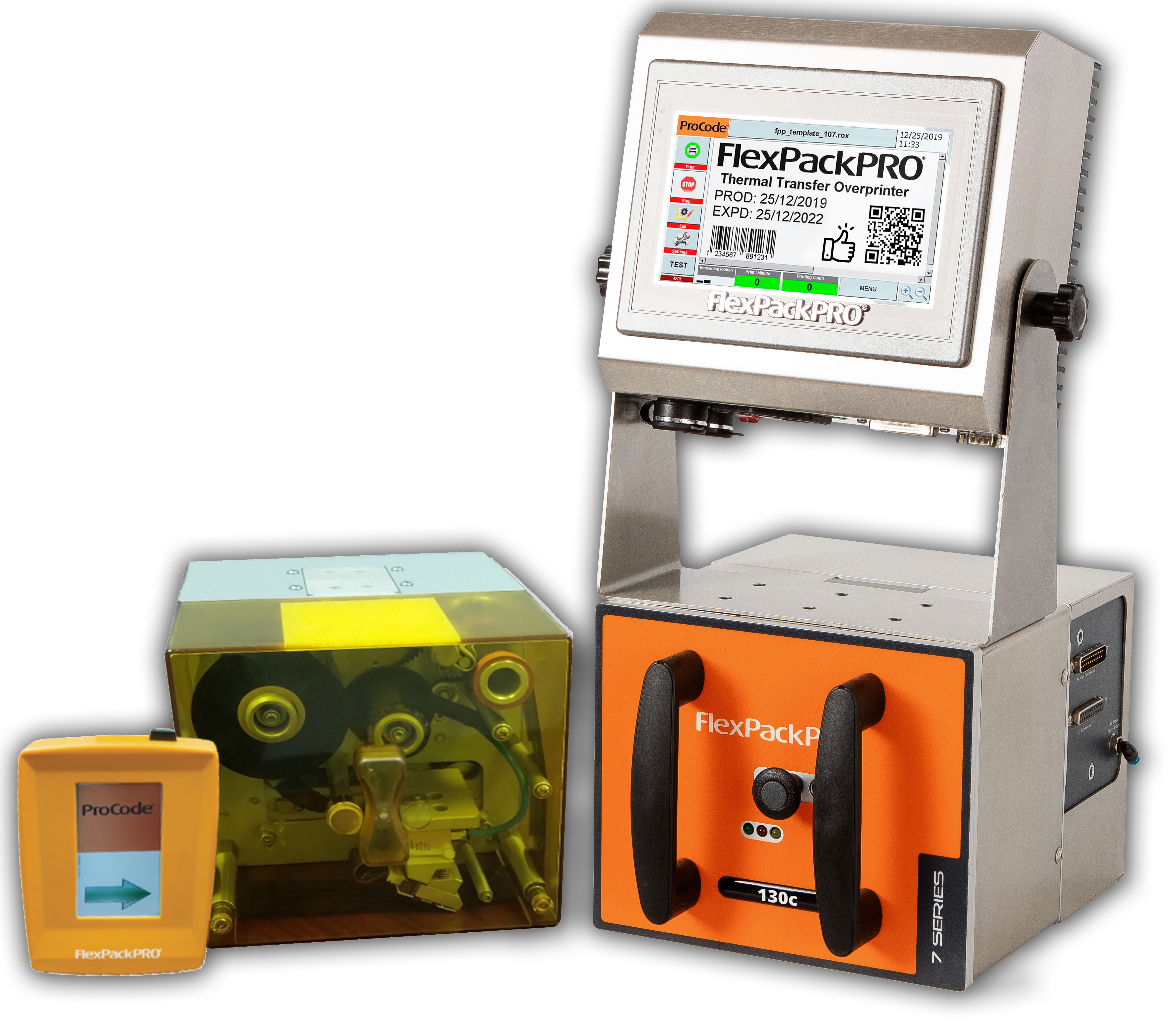 FlexPackPRO 32MM Thermal Transfer Printer