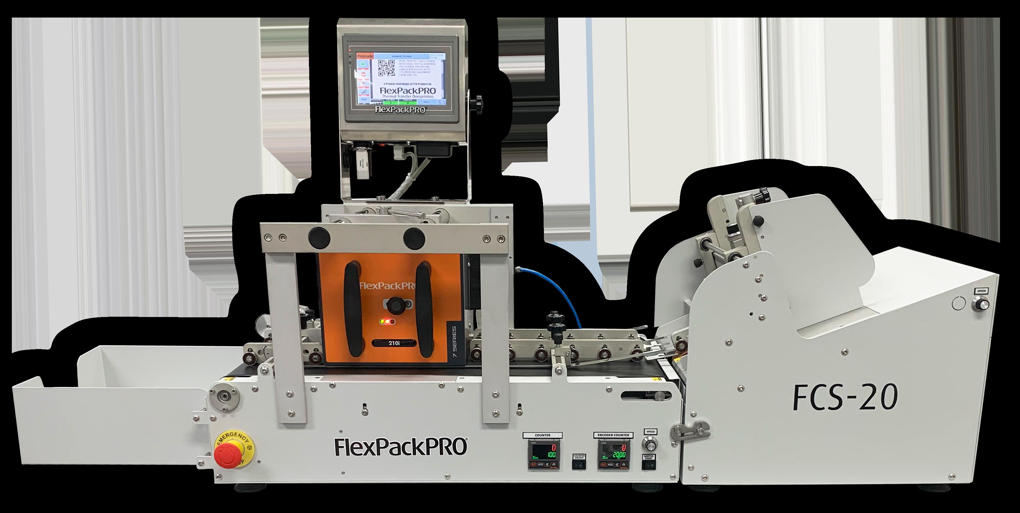 Friction feeder print station