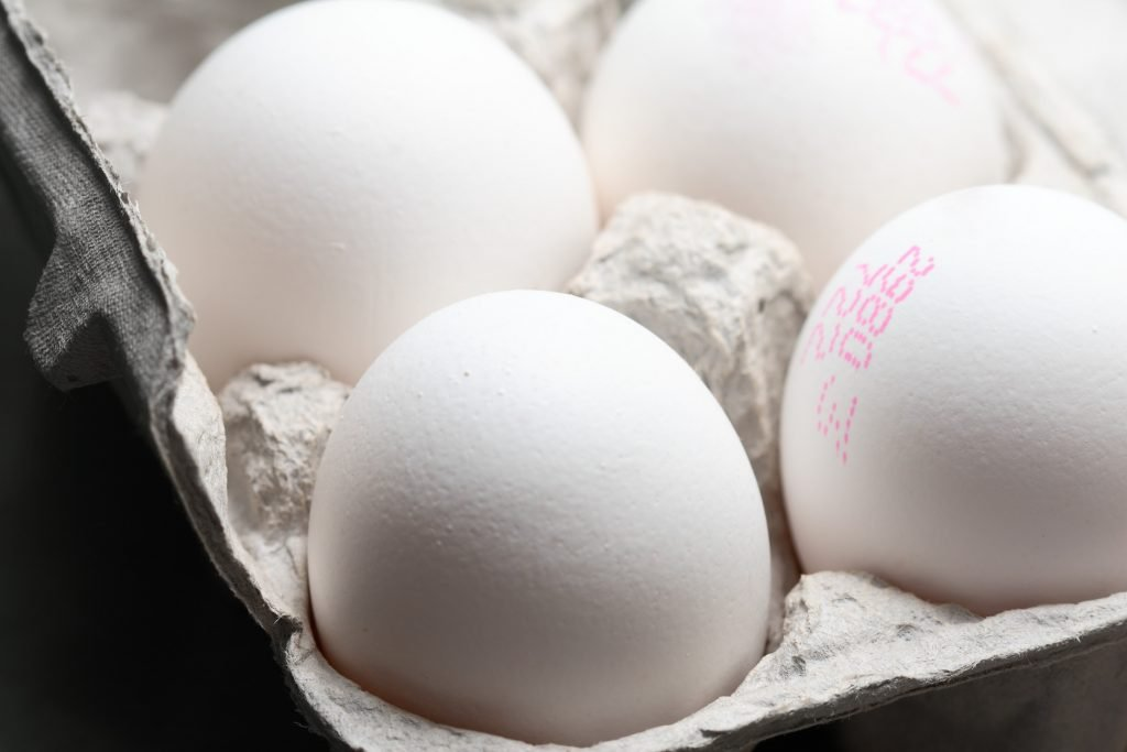 Egg Marking and date coding