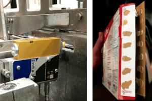 Valco Melton EcoStitch Hot Melt Carton Sealing