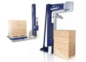 Robopac pallet stretch wrappers