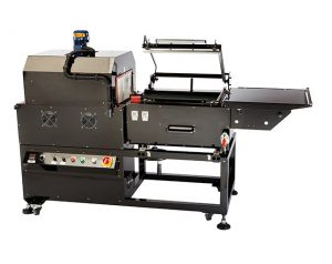 Eastey l-bar sealer with integrate shrink tunnel