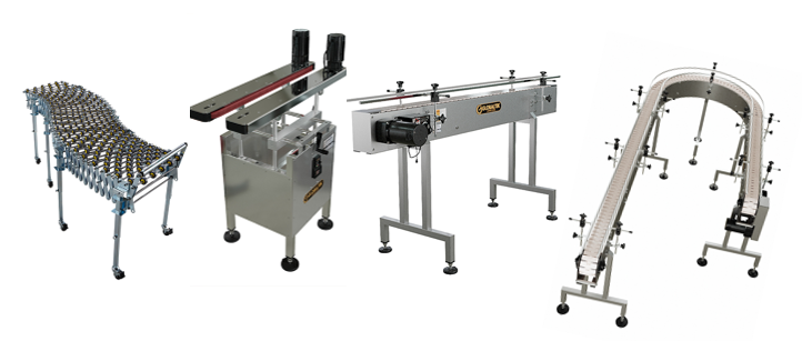 Conveyors and Accumulation Tables